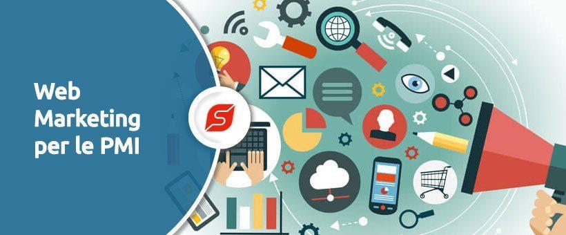 Web Marketing per PMI