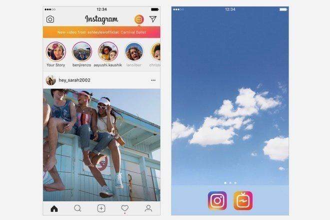 app instagram igtv