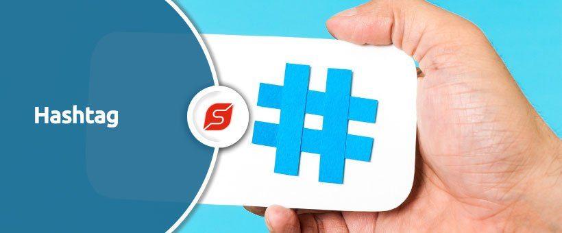 scegliere hashtag