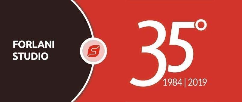 35 anni fs 820x340 1   Forlani Studio