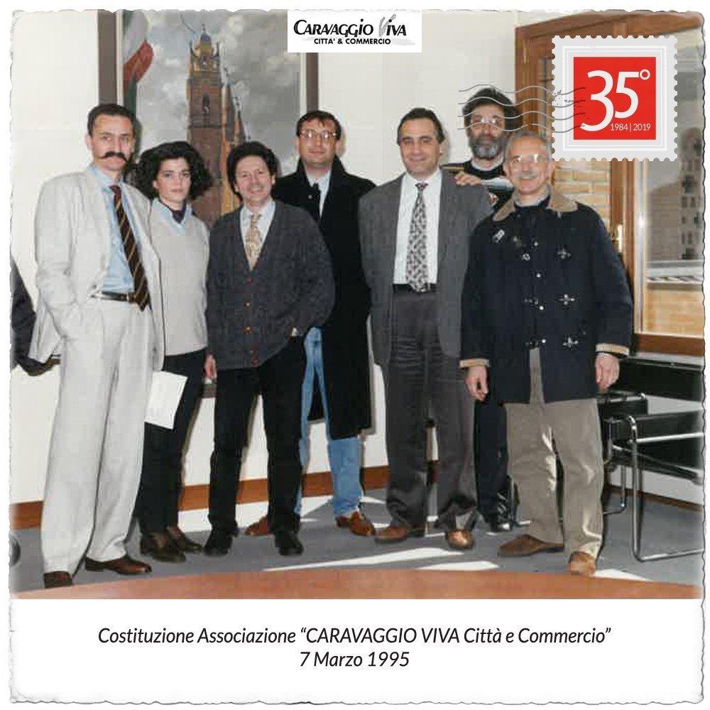 1995 Associazione CaravaggioViva