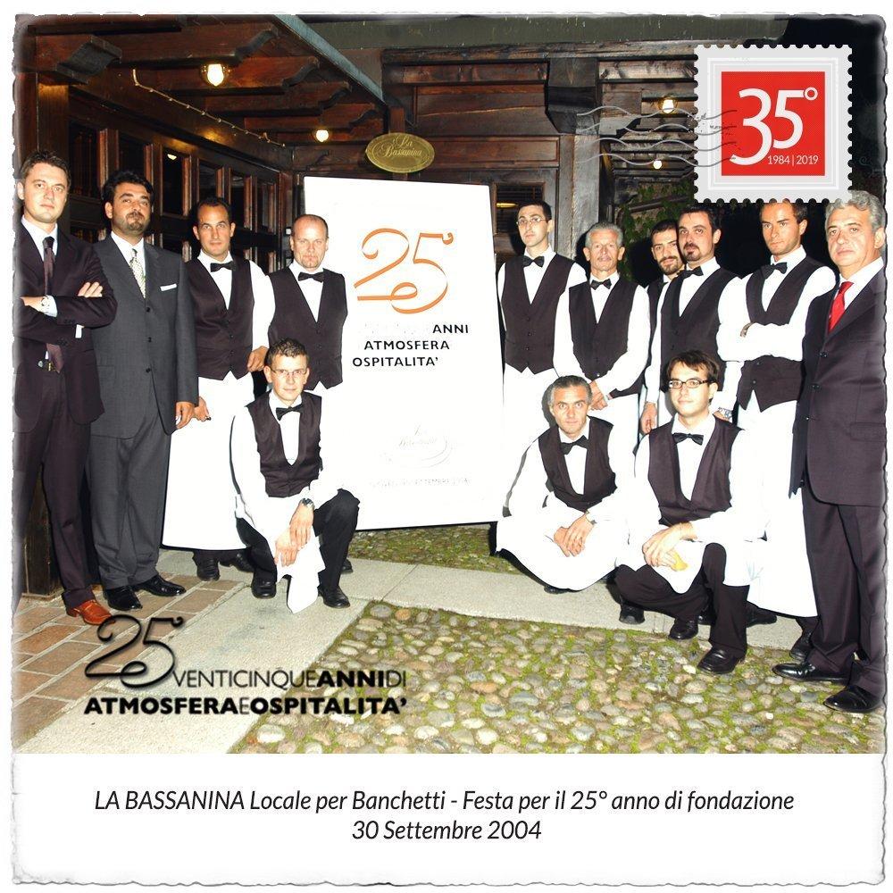 2004 Evento La Bassanina