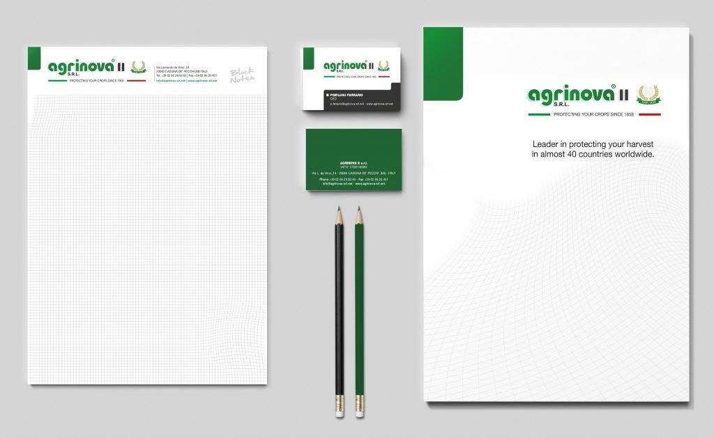 Progettazione corporate identity
