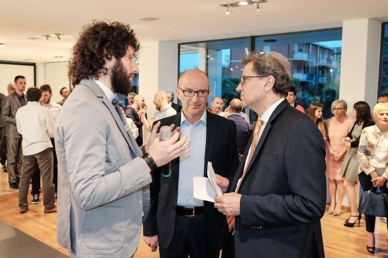 Arredolinea presenta Minotti (2015)