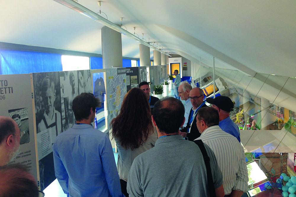 Azzurrissimi Tour – Tappa di Treviglio – Conferenza Stampa (2014)