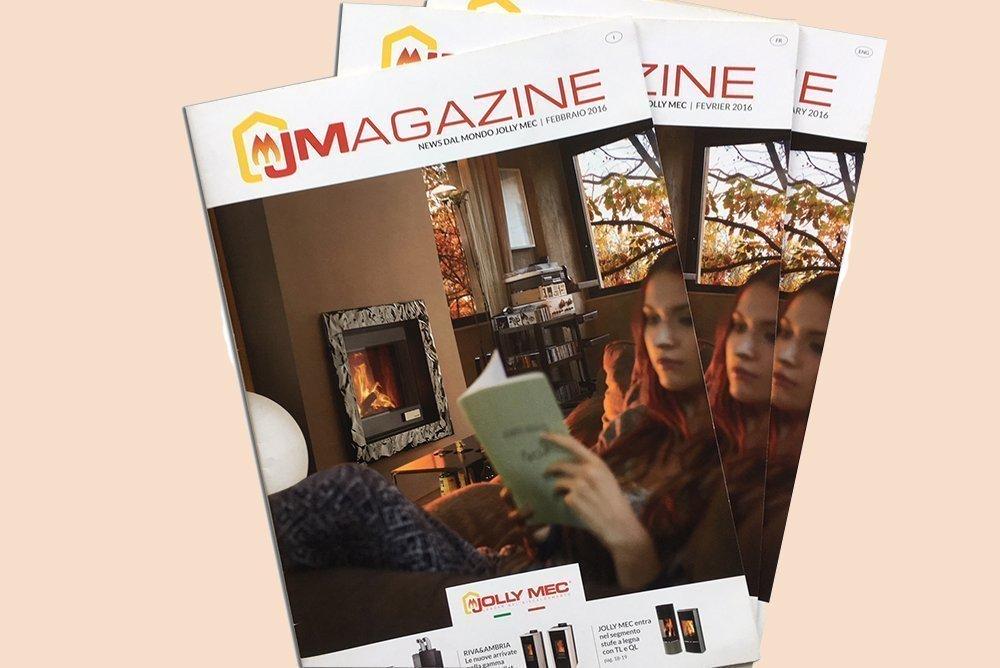 JMagazine 1 | Forlani Studio