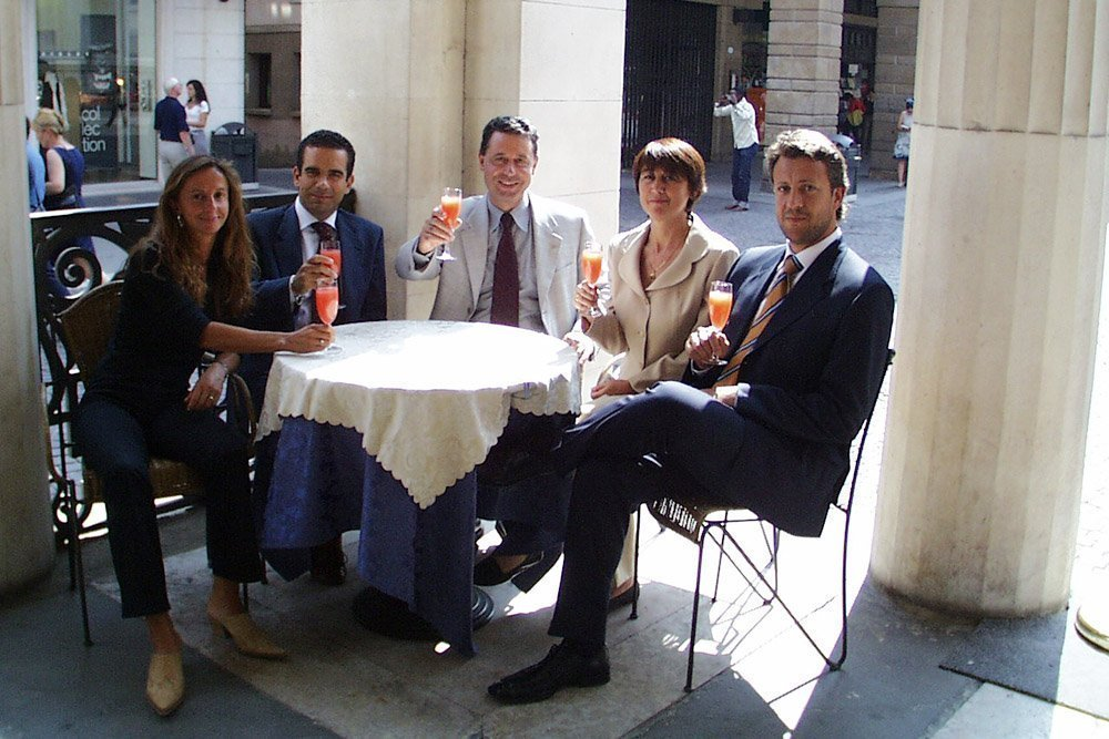 Apindustria PD – Premio Bell'Impresa (2002)
