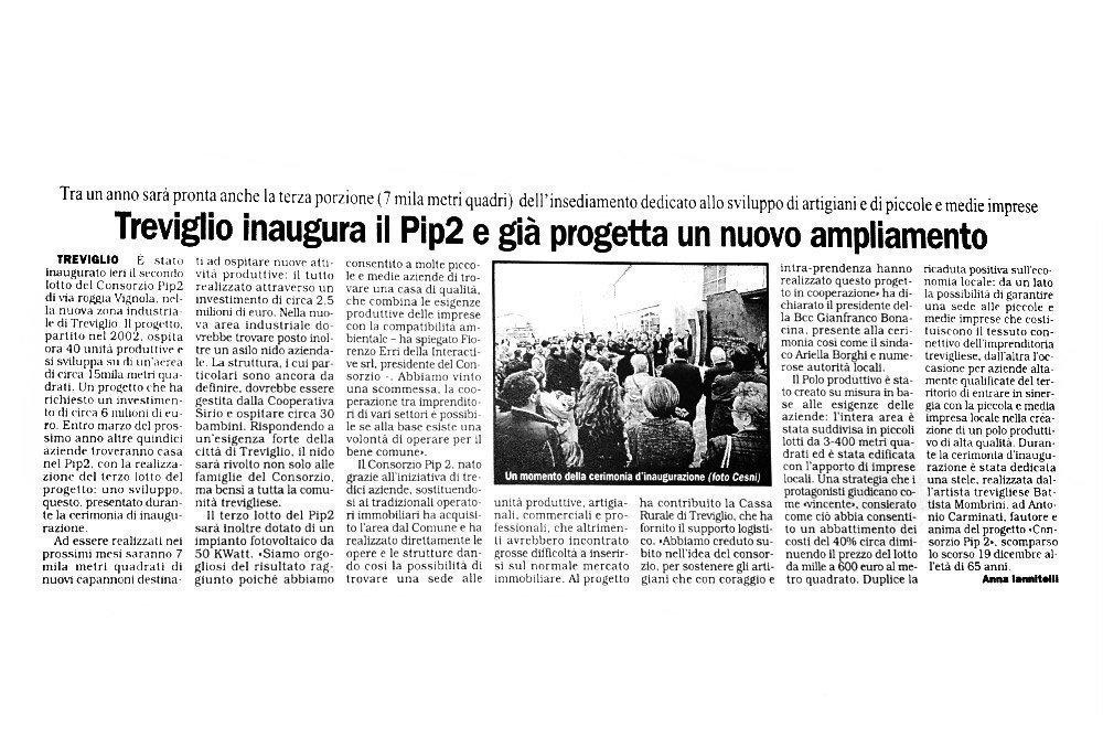 PIP1 | Forlani Studio