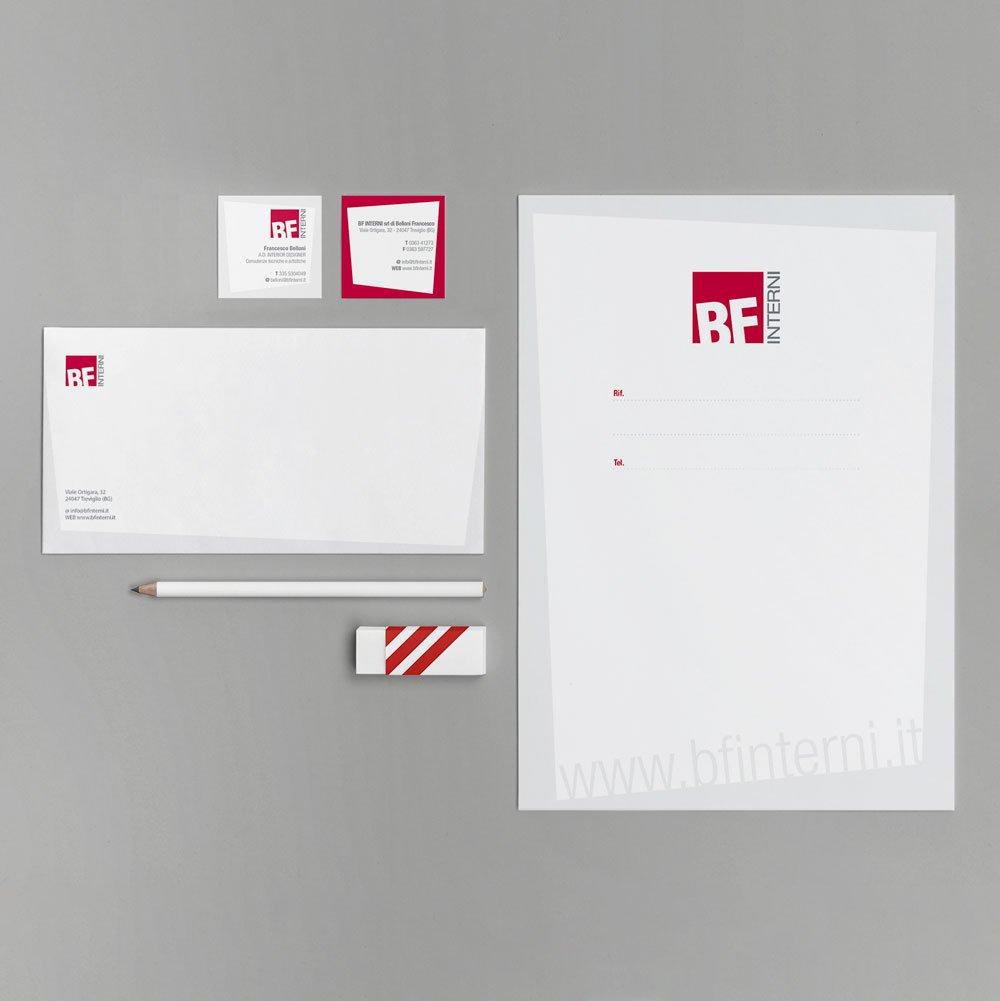 Bf interni forlani studio for Ufficio stampa design