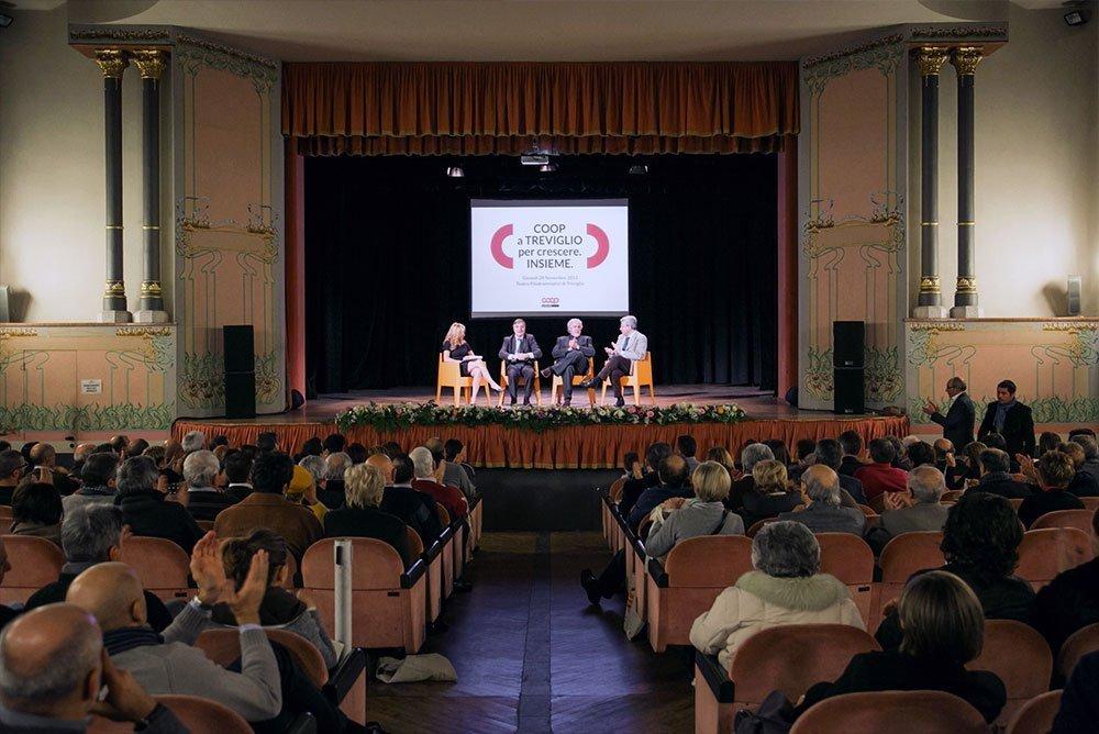 COOP Lombardia – Evento di Apertura IperCoop Treviglio (2013)