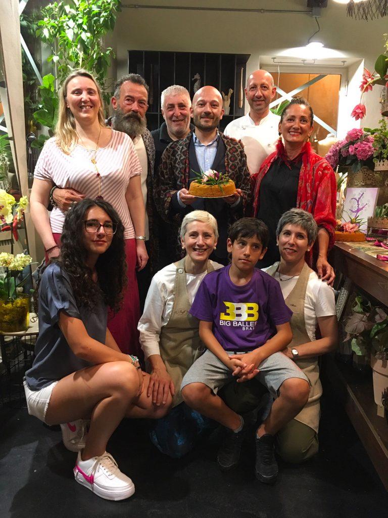 Evento Baffi - Genziana