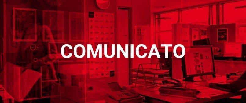 comunicato fs | Forlani Studio